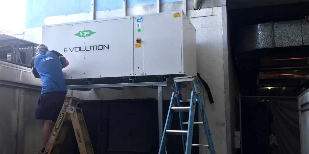 Cairns Airconditioning Installation
