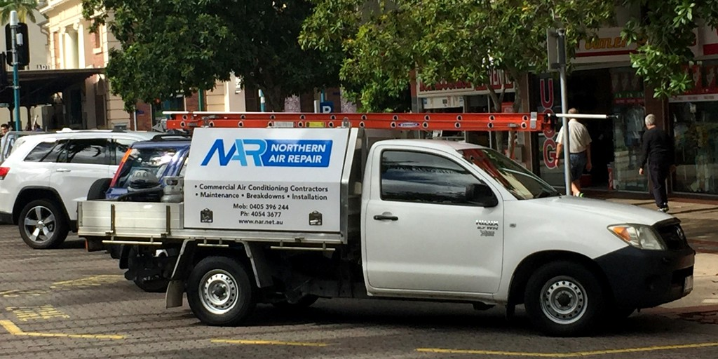Commercial Airconditioning Cairns