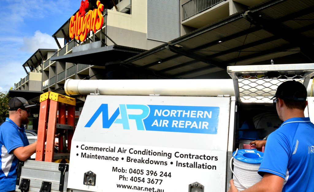 Cairns Airconditioning Repairs